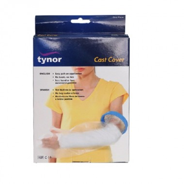 Tynor Cast Cover Arm