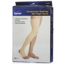 Tynor Compression Stocking Mid Thing Classic Pair