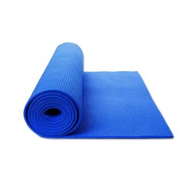 DJ Support Blue 10mm Thick Anti Skid Yoga Mat, LS3231