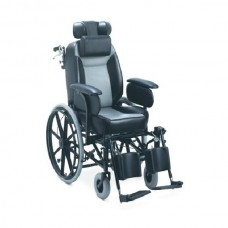 Reclining wheelchair FS204BJQ