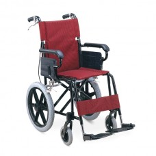Attendant Folding Wheel Chair FS871LBJ