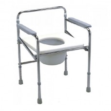 Commode Chair Folding with Adjustable Height FS896