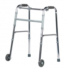 Imported folding walker with wheels FS912L