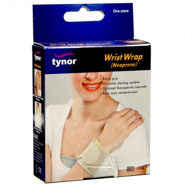 Tynor Wrist Wrap Neoprene