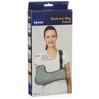 Tynor Pouch Arm Sling Tropical