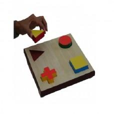 Renewa Peg Board Geometric