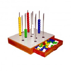 Renewa Counting And Colour Sorting Beads Set