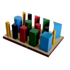 Renewa Peg Board Multi Shaped