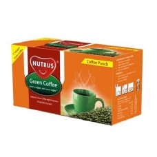 Nutrus Green Coffee Punch Pack of 3