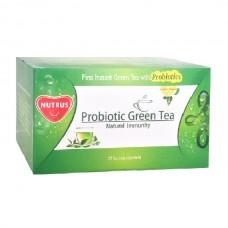 Nutrus Green Tea (Lemon)  Pack of 3