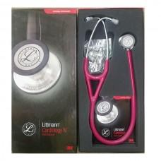 Littmann 6158 Cardiology IV Stethoscope Raspberry Tube
