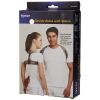 Tynor Clavicle Brace With Hook And Loop