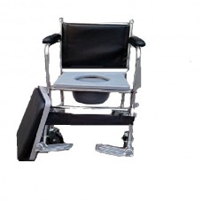 Commode Wheel Chair FS-692