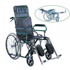 Foldable Reclining Wheel Chair FS-902GC